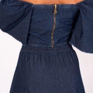Cropped Jeans Ciganinha